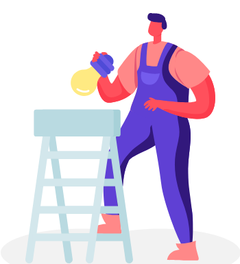 Support illustration